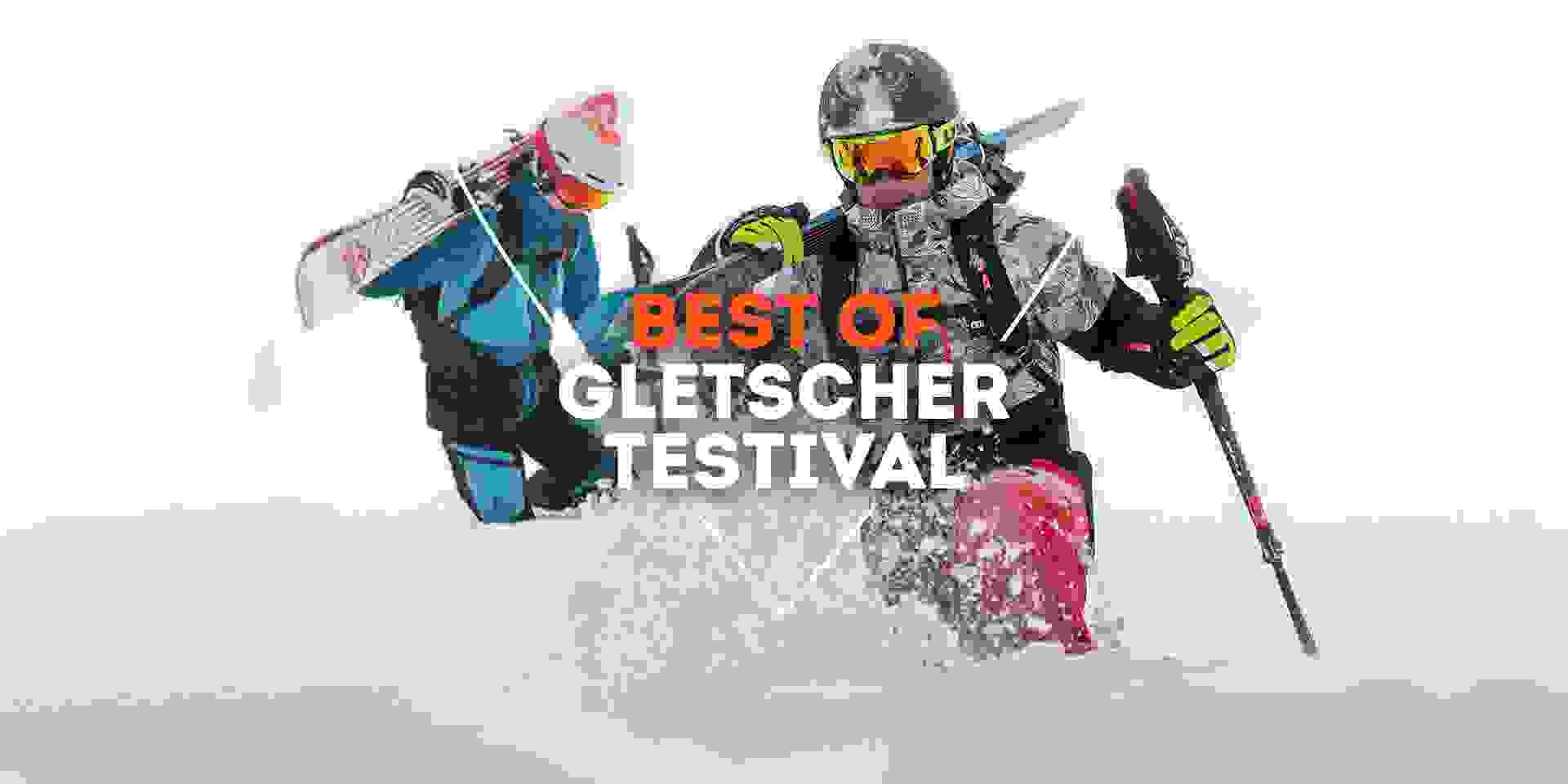 Best of Gletscher Testival Outfits