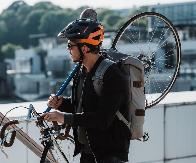 Uvex Quatro Fahrradhelm