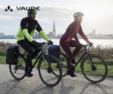 Fahrradjacken von Vaude
