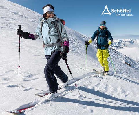 Schöffel Skitouren