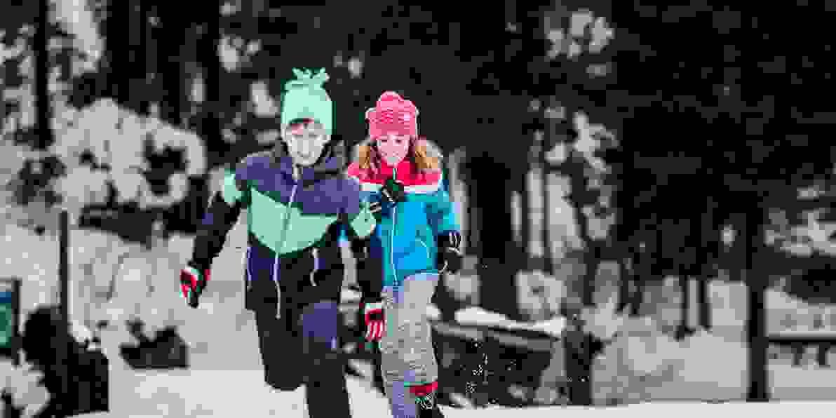 Winterbekleidung für Kinder von CMP