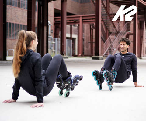 Entdecke K2 Inline Skates