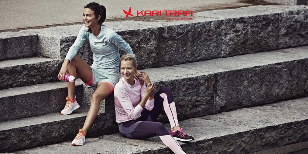 Kari Traa Running