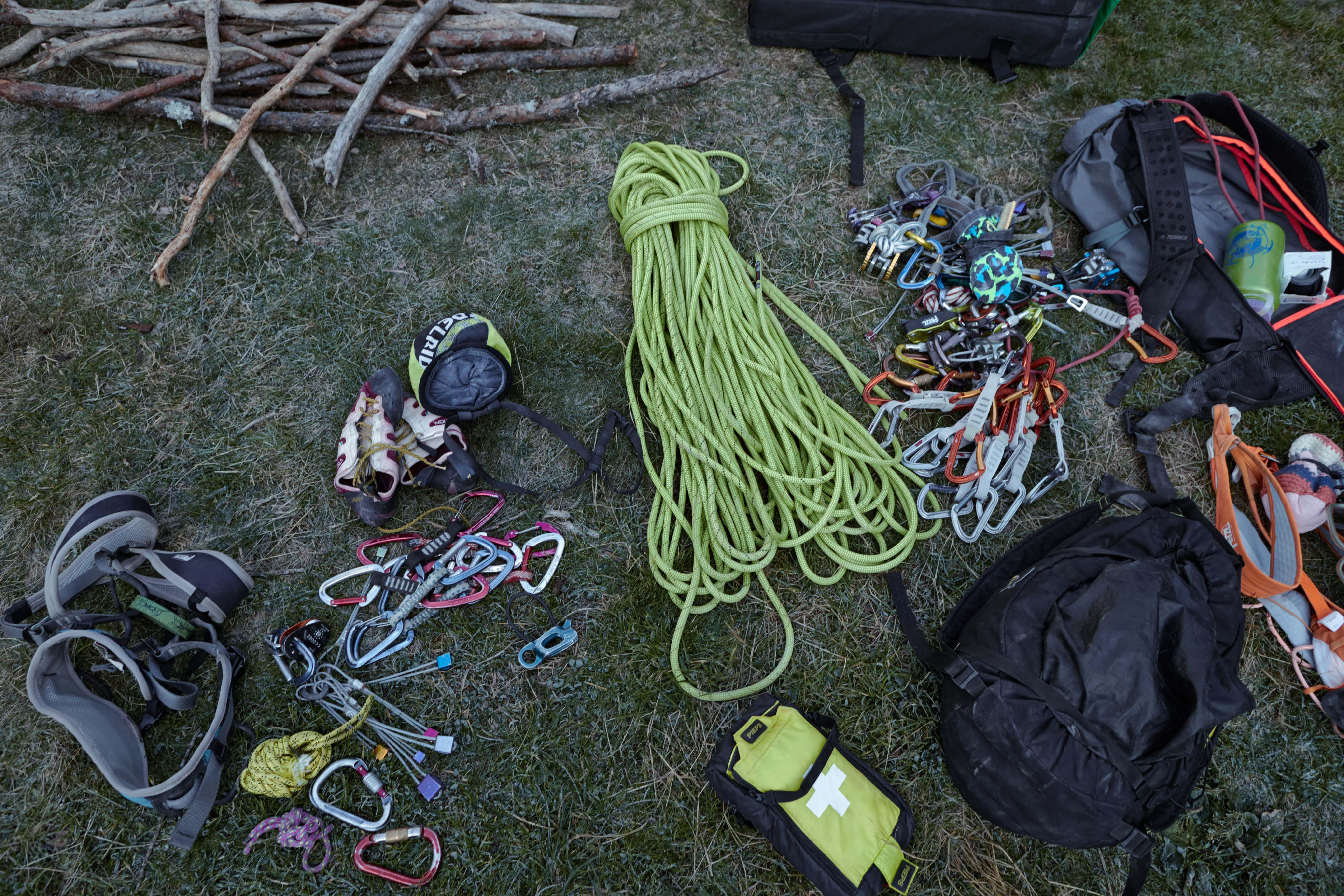 Kletterausrüstung Tipps : Kletterausrüstung intensiv behandelt sportscheck