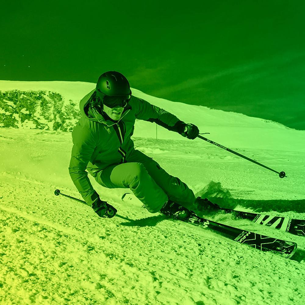 Wintersport Sortiment von Salomon