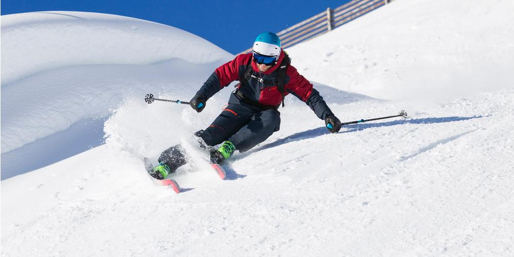 Ziener Herren Ski