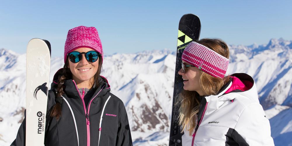 Ziener Damen Ski Kollektion