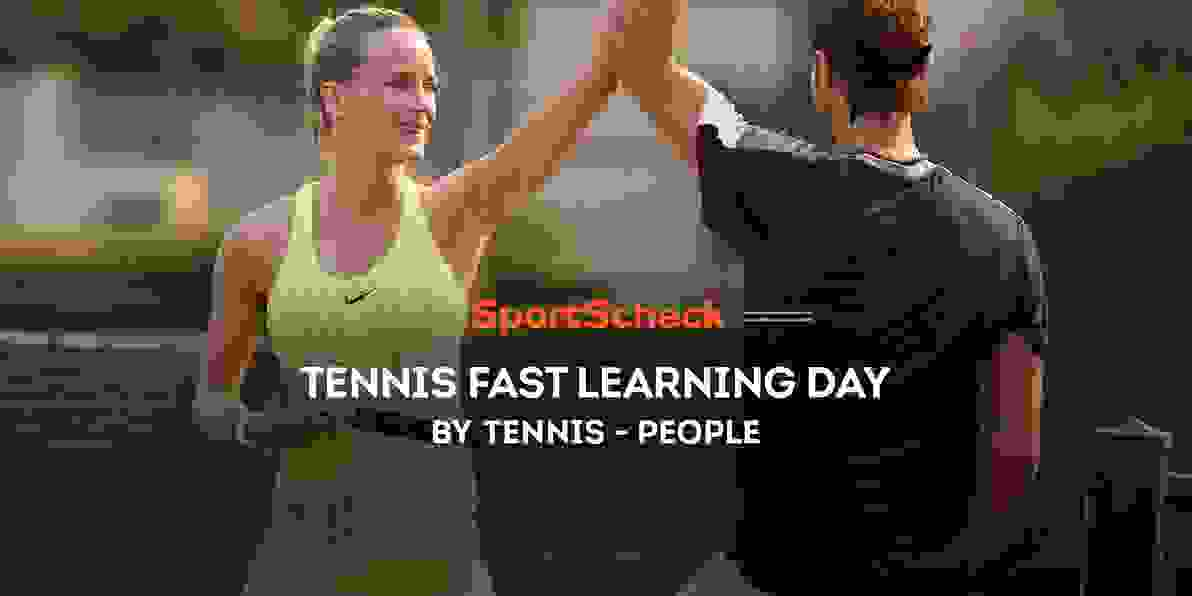 Fast Learning Days by Tennispeople