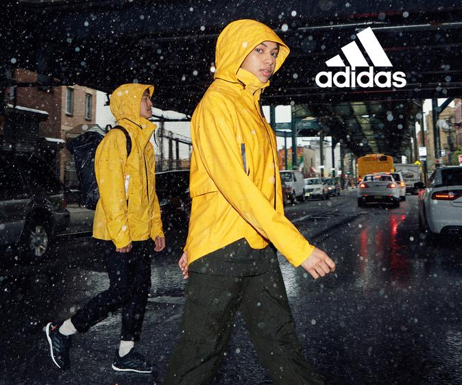 adidas Jacken - Zur House of Jackets Kollektion