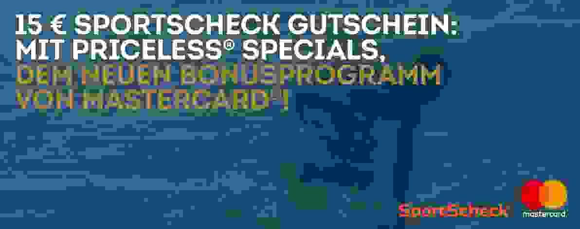 SportScheck Mastercard