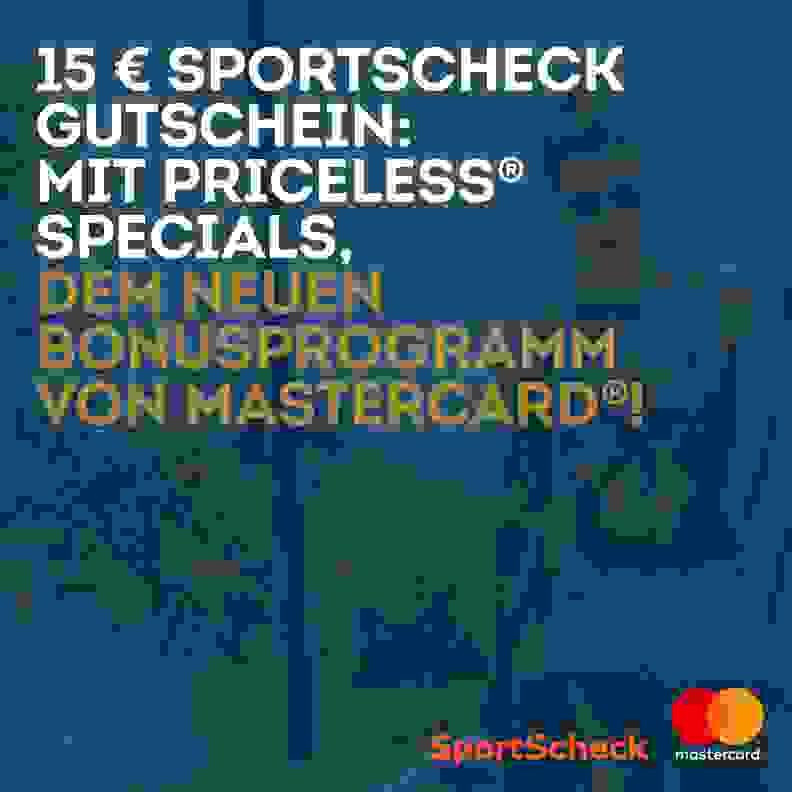 Mastercard Bonusprogramm