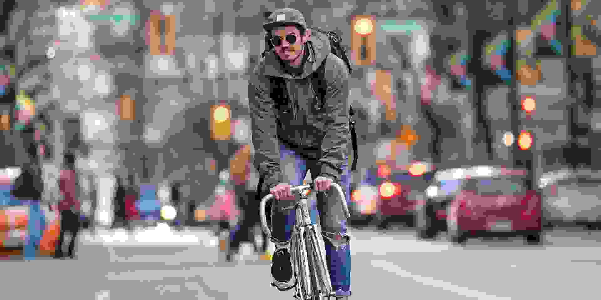 Commuting - Mit dem Rad zur Arbeit