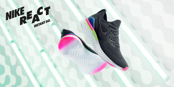 Nike React Kollektion