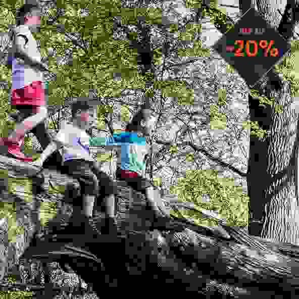 Ausrüstung für den Waldkindergarten bei SportScheck