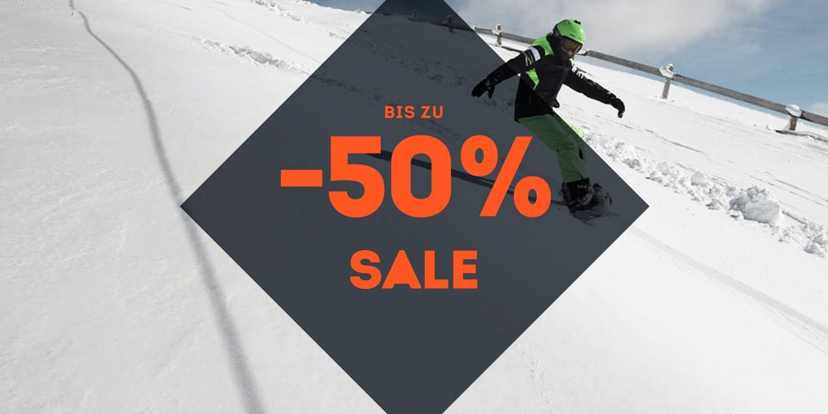 entdecke unser Wintersport-Sale-Sortiment für Kinder