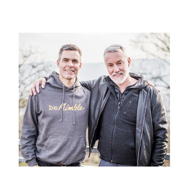Sebastian Bär und Lee Saxby
