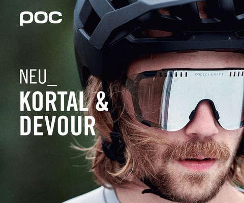 Radsport-Neuheiten von POC