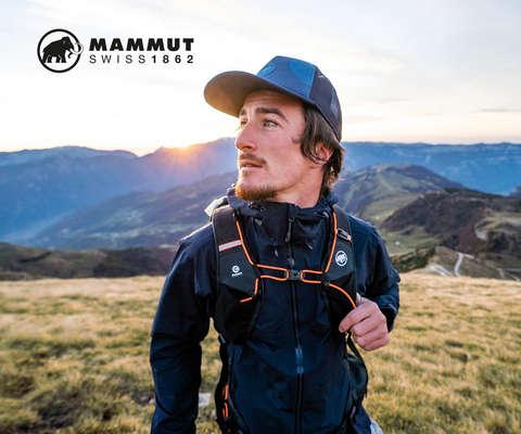 Wandersortiment von Mammut