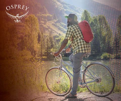 Fahrradrucksäcke entdecken