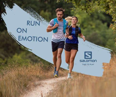 Entdecke Salomon Trailrunning