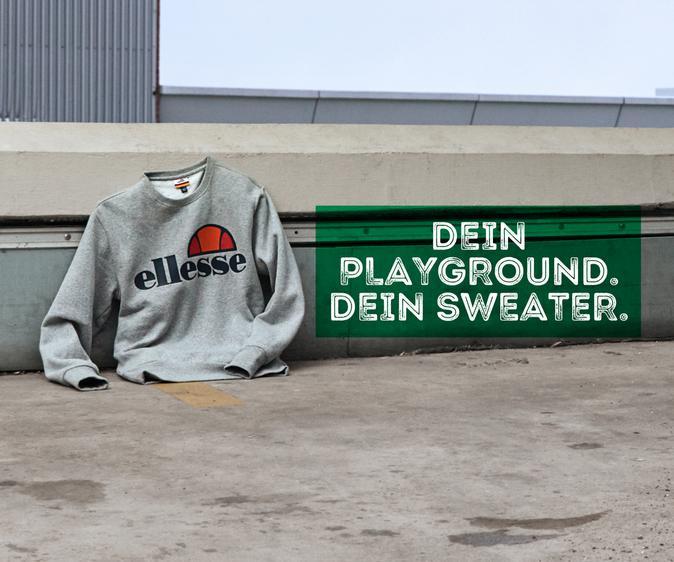 Ellesse Sweatshirt bei SportScheck kaufen