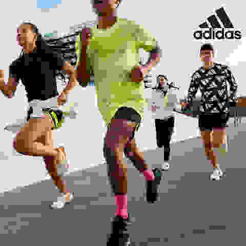 Adidas Ultraboost entdecken