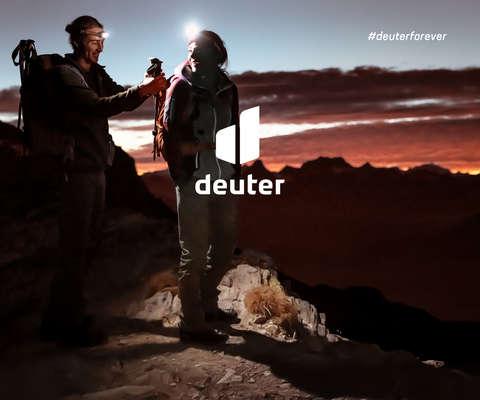 Wanderausrüstung von Deuter
