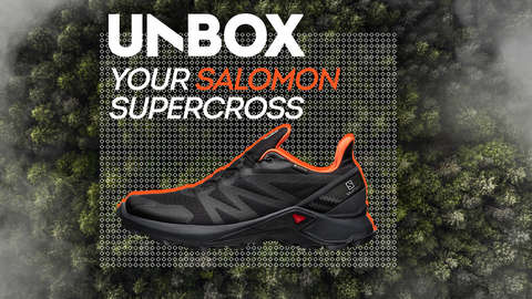 Zum Salomon Supercross Herrenmodell