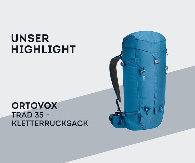 Ortovox Trad 35 Kletterrucksack
