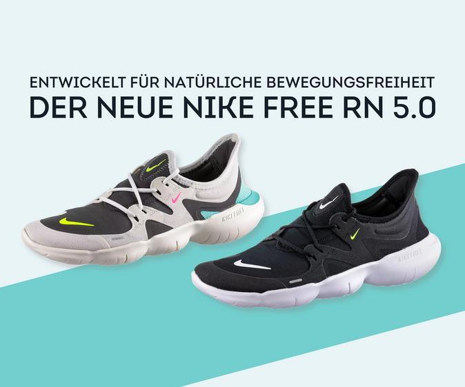 Nike Free 5.0 Herren Neon