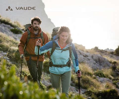Wanderjacken von Vaude