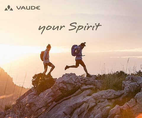 Wandersortiment von Vaude