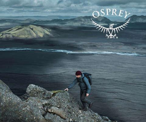 Wanderrucksaecke von Osprey