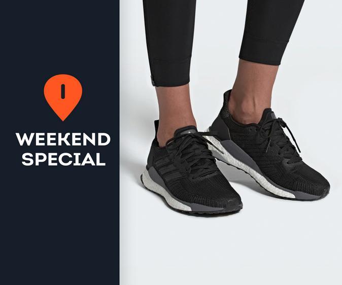 Weekend Special adidas Laufschuhe Damen