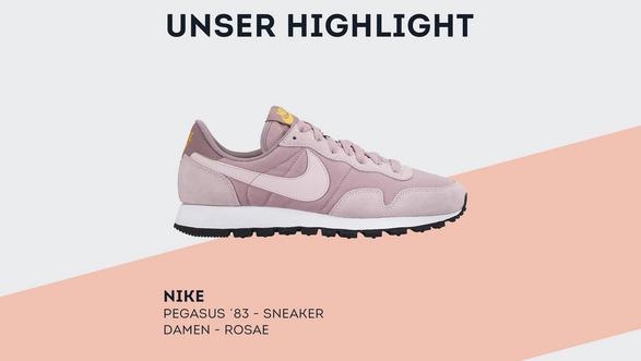 Sneaker Highlight Damen