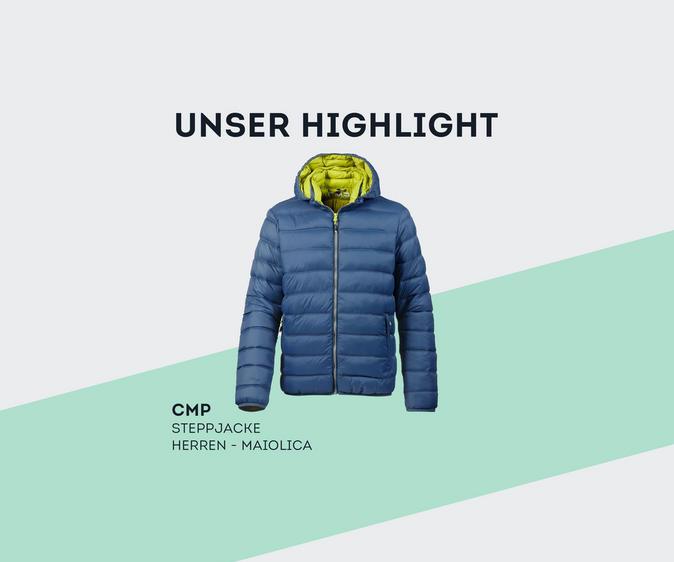 Winterjacken Highlight