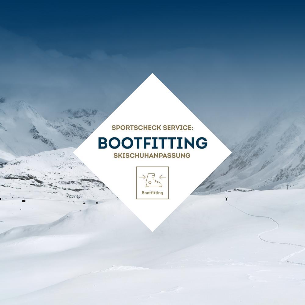 Bootfitting Service SportScheck