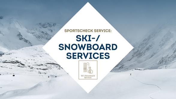 Ski- und Snowboardservice