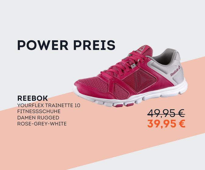Reebok Speed Step III Cross Training schuh 47: