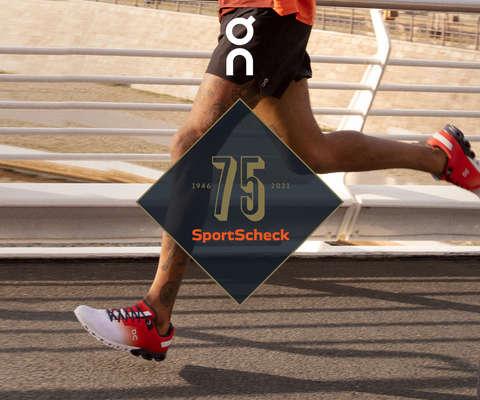 Laufen mit On Running