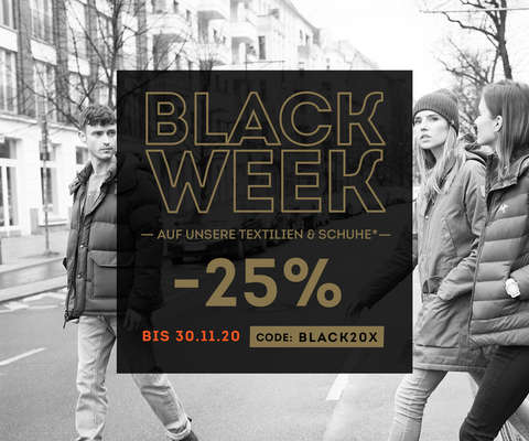 Black Weekend 25%