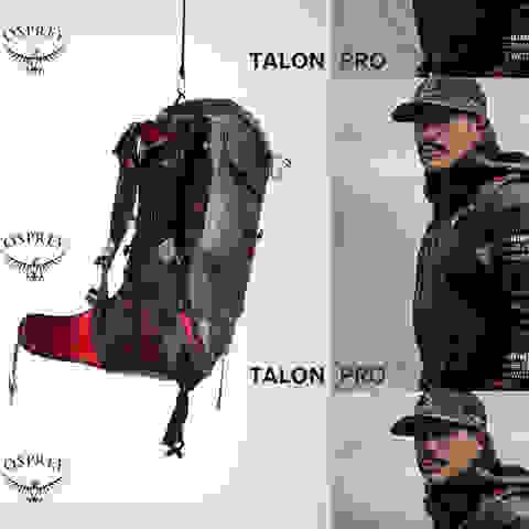 Entdecke Osprey Pro