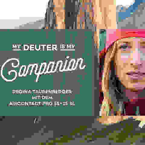 Entdecke Deuter Aircontact