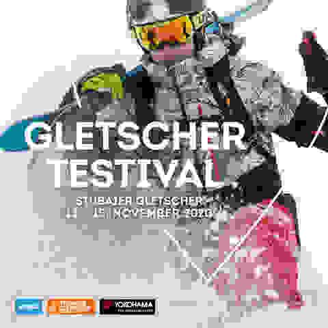 Hol dir dein Ticket für das Gletscher Testival
