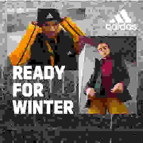 Entdecke die Kollektion cold ready von adidas