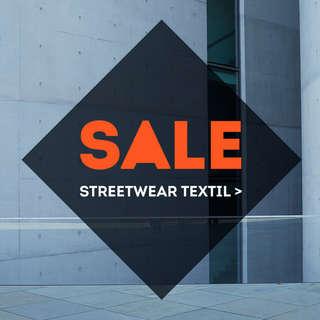 Entdecke Streetwear-Bekleidung im Sale