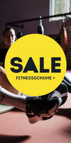 Fitnessschuhe im Sale
