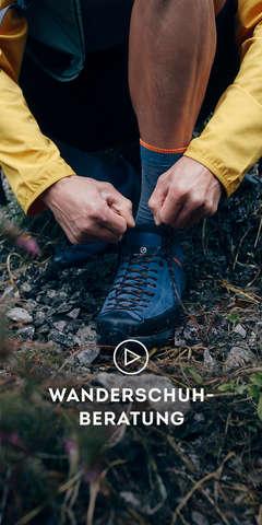Videoberatung Wanderschuhe