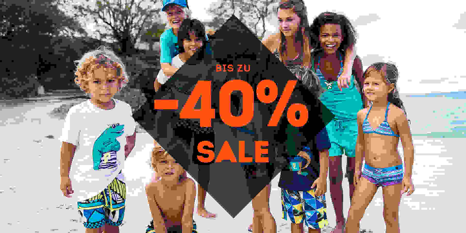 Bademode Kids im Sale