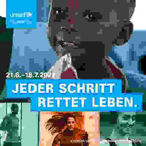Werde UNICEF Lebensläufer*in